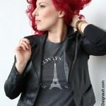 La chanteuse Roxane Filion.