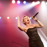 Andrée-Anne Leclerc a offert une performance endiablée.