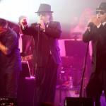 On a même eu droit au retour des Blues Brothers!